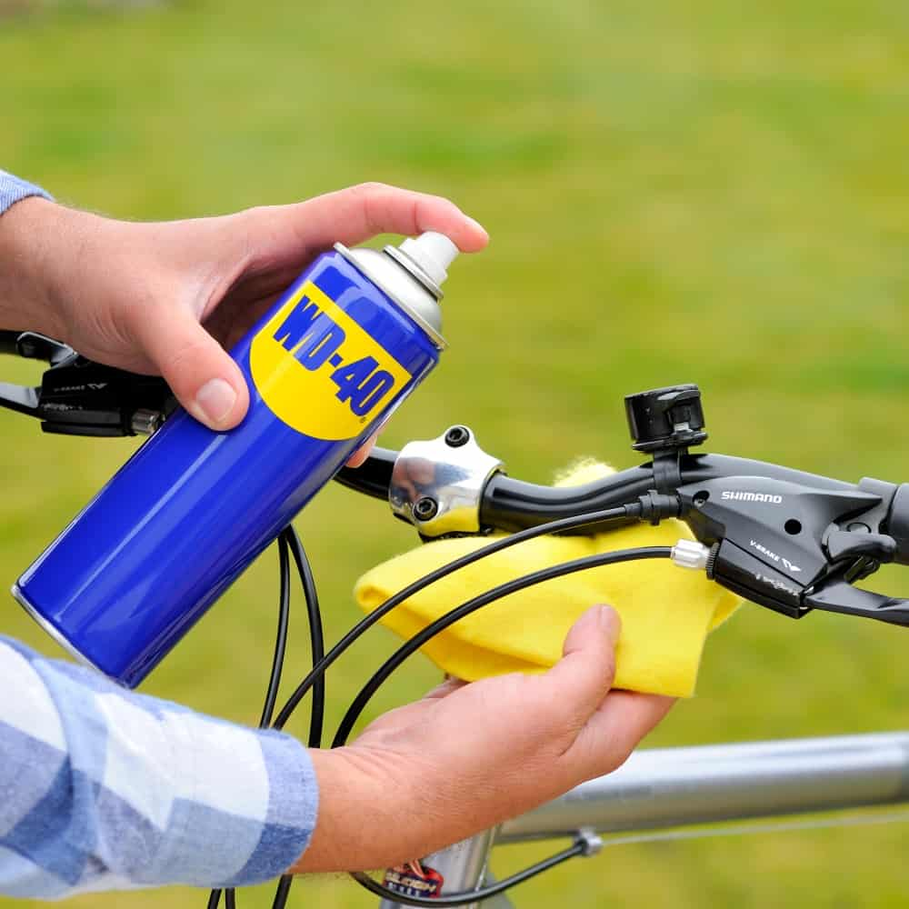 Jak usunąć rdzę z roweru - poradnik