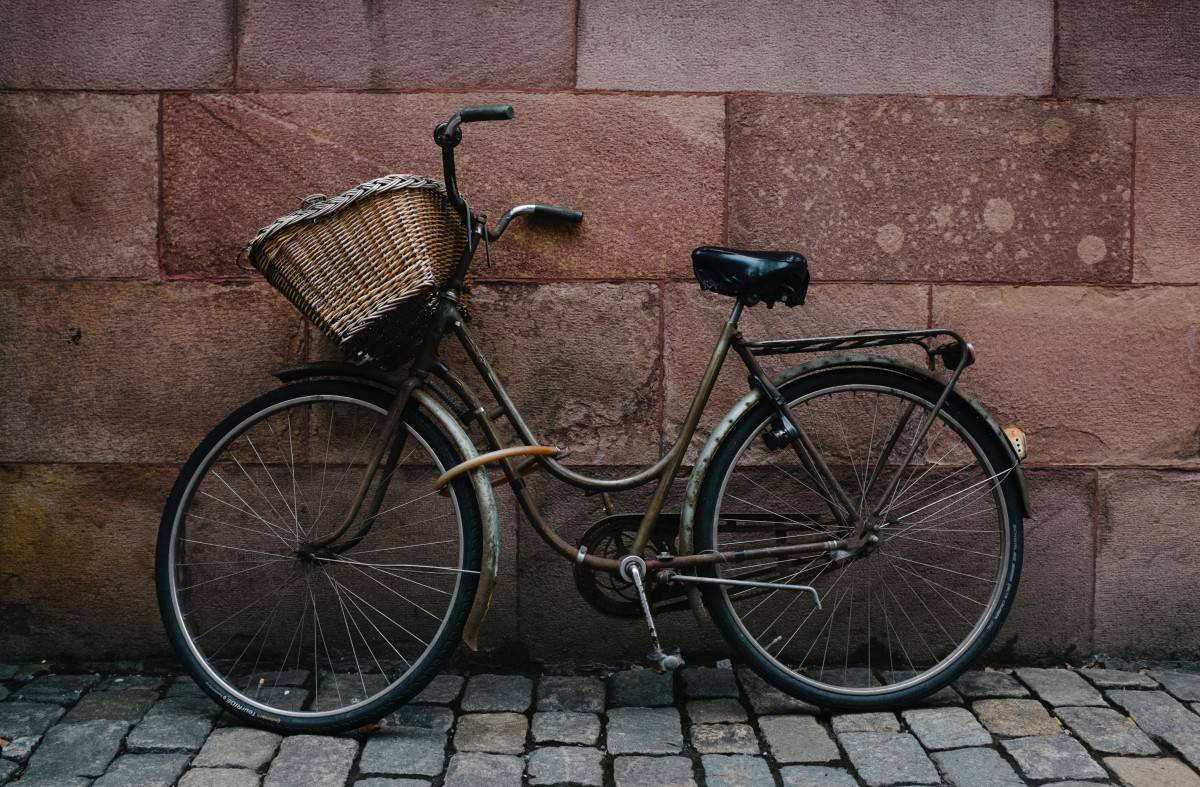 pielegnowanie roweru