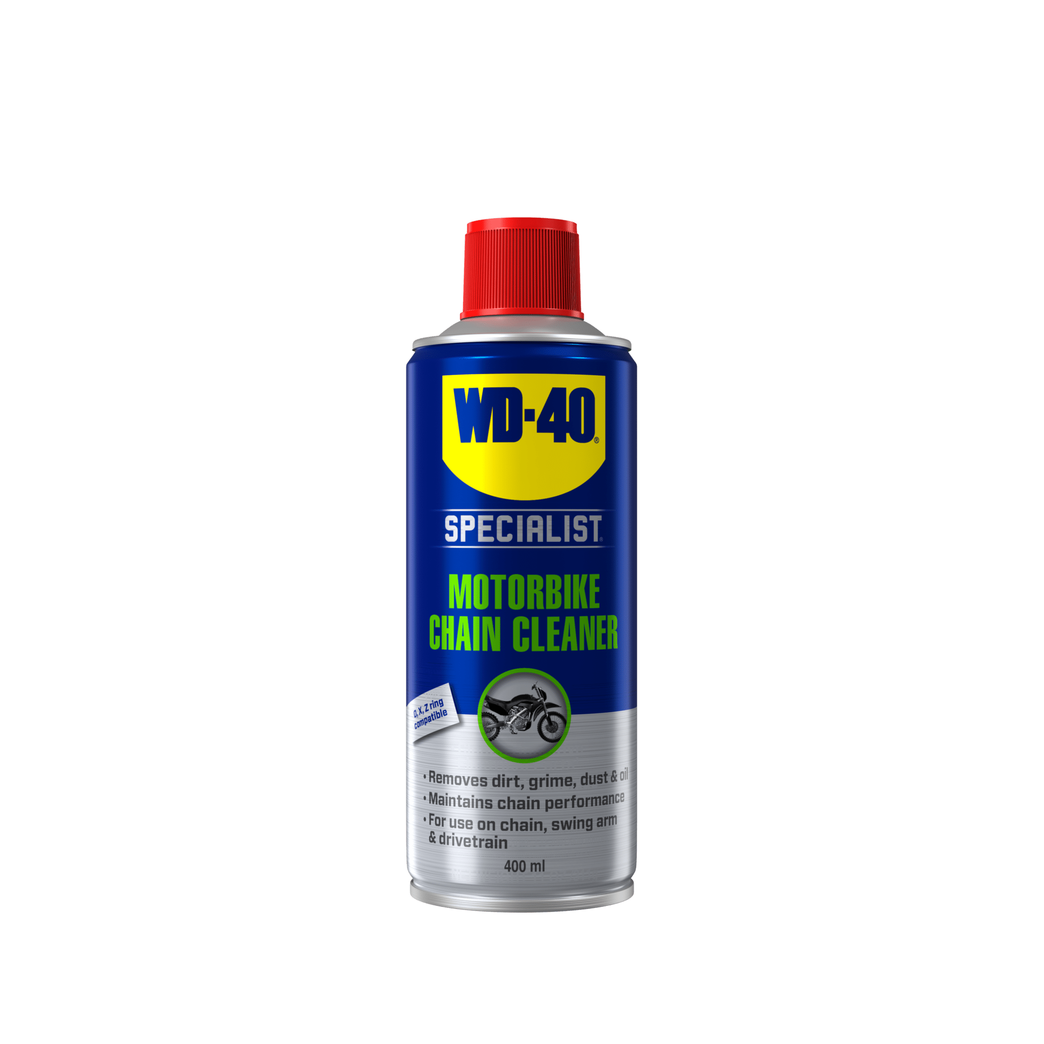 chain cleaner front